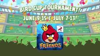 NEW! Angry Birds Friends - Bird Cup Tournament