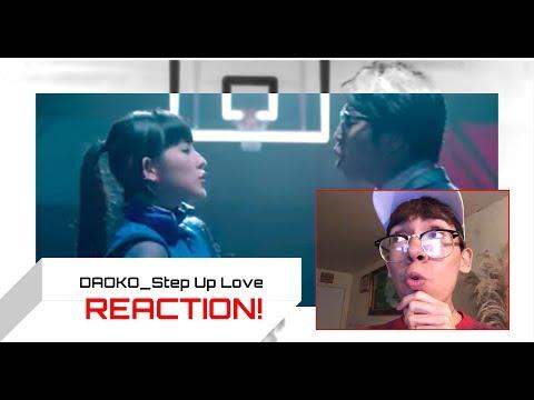 DAOKO x Okamura Yasuyuki  Step Up Love REACTION! || DANNY REACTS