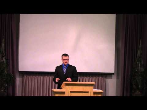 Learning From Solomon - Evangelist Nick Hall