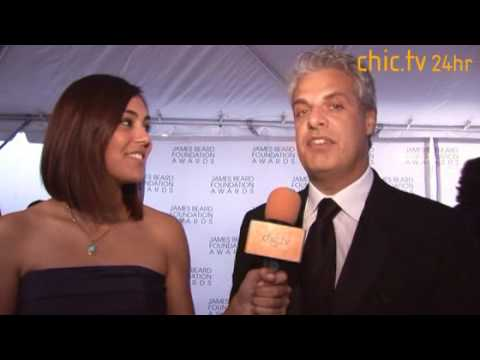 Chef Eric Ripert - James Beard Foundation Awards