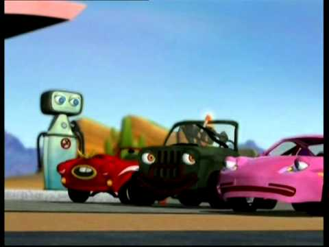 A Car S Life Sparky S Big Adventure Full Movie