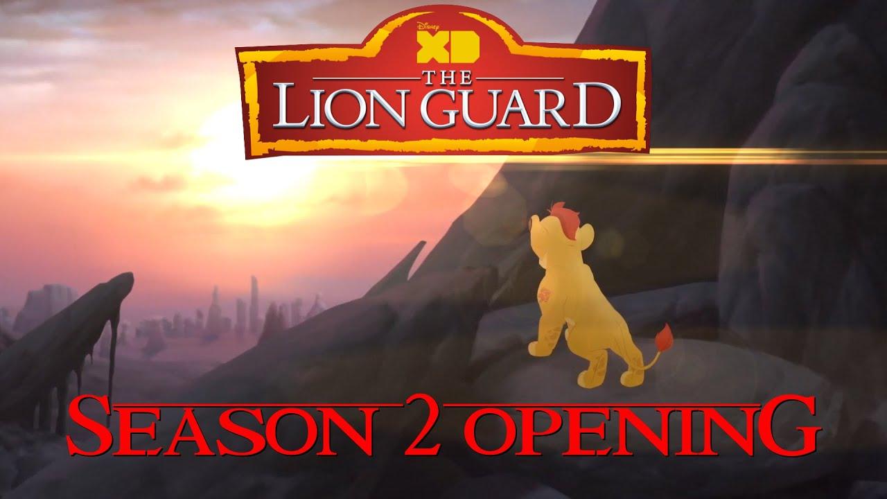 Download The Lion Guard Season 2 Fan-Made Opening