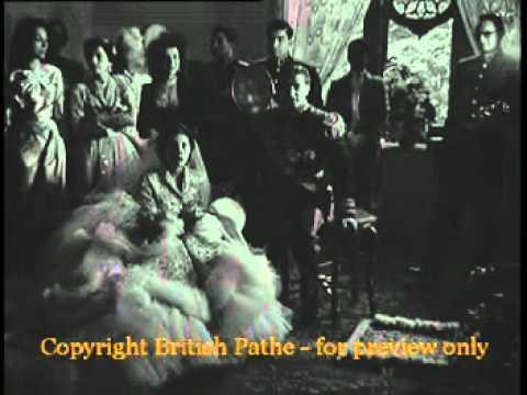 Aga Khan 3 in Tehran Shah's of Iran Wedding