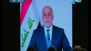 بالفيديو.. «العبادي» عن تحرير الموصل: العراق اليوم متوحد أكثر من أي وقت مضى