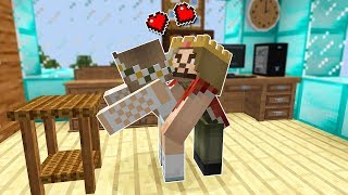 ZENGİN BARBİE HAMİLE BIRAKTI! 😍❤️ - Minecraft