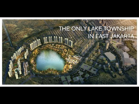 ASYA The Only Lake Township at Jakarta Garden City Cakung East