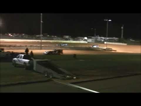Natural Bridge Speedway Sportsman Race September 30, 2017