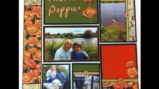 Making Companion Project Life Pages (Scrapbook Ideas Tutorial)