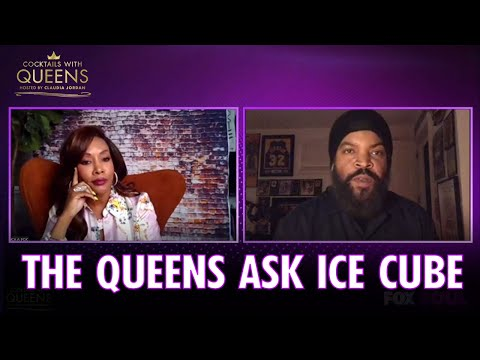 The Queens Ask Ice Cube About Black Women in The Contract | Cocktails with Queens
