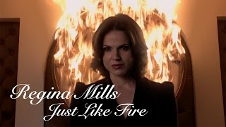Regina Mills - Just Like Fire