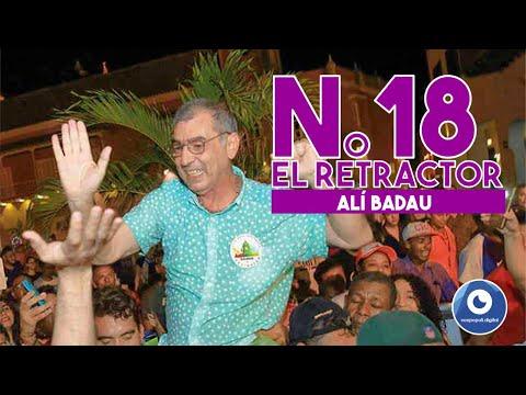 TOP 18. ALI BADAU, EL RETRACTOR