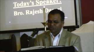 telugu christian message by bro rajesh dasari
