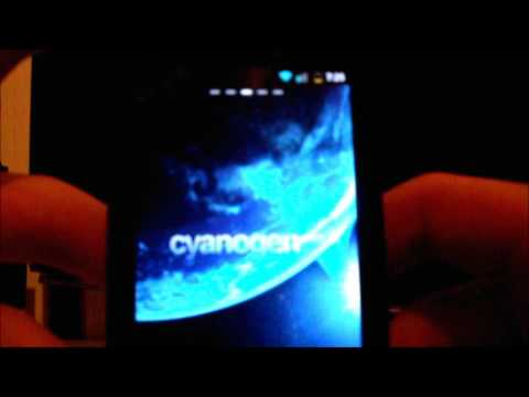 Samsung Galaxy Spica Android 2.3