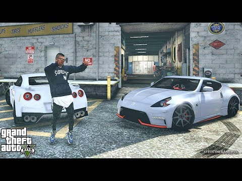 GTA 5 REAL LIFE MOD #138 LET'S GO TO...
