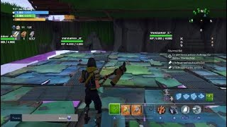 Fortnite RDW GLITCH UNDER THE CARTE STEINWALD