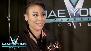 Mia Yim is overjoyed after learning she