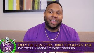 Royle King (15-07-Upsilon Psi) on OracleOnline.org
