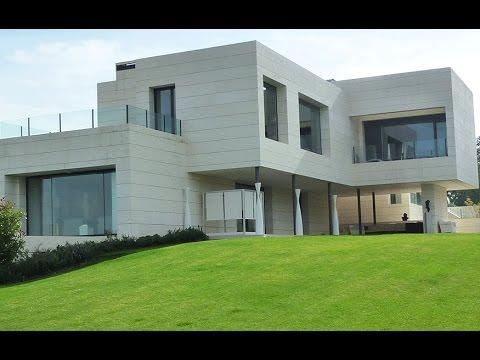 Lh las mejores casas de lujo en madrid youtube - Casas modulares de lujo ...