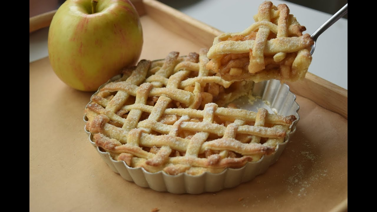 Hướng Dẫn Làm Bánh Táo Siêu Ngon   apple pie   Maxucupcake