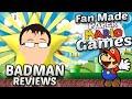 Fan Made Paper Mario Games - Badman