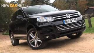 Volkswagen Touareg : Car Review