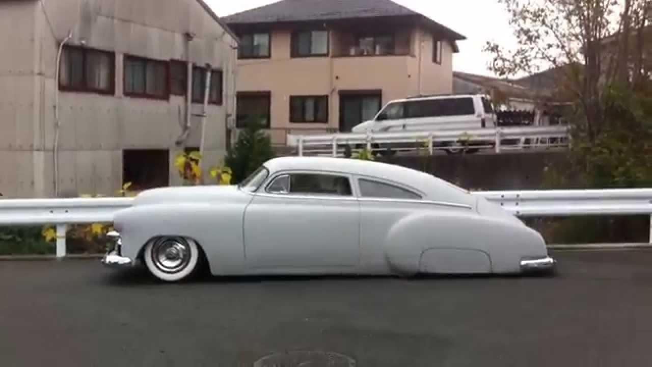1949 Chevy Fleetline Chopped Top 1 Kustom Youtube