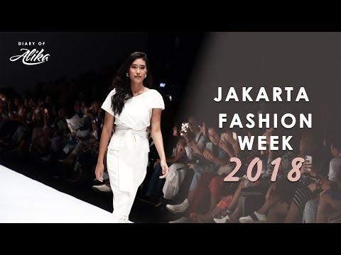 ALIKA di JAKARTA FASHION WEEK 2018