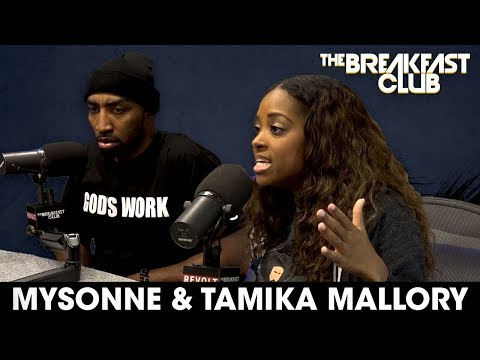 Tamika Mallory Describes Her Incident On American Airlines, Mysonne Talks Eminem + More