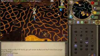 [Rs] Runescape Pvp Hybrid Pk Vid 1 Samul Raven D claws Part 2 of 2