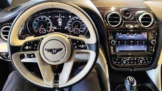 Bentley Bentayga Walkaround and Interior!