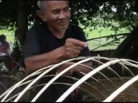 โครงงานเรื่อง การทำเปลไม้ไผ่