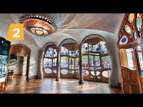 """""""El interior de la Casa Batlló: diseño y representación en la Barcelona burguesa del XIX"""""""