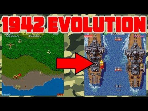 🔴 1942 EVOLUTION: TUTTA LA SAGA ARCADE 19XX DI CAPCOM
