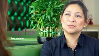 Women of Sumo - Rachel Interview