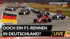 Jetzt doch ein Formel 1-Rennen in Hockenheim?
