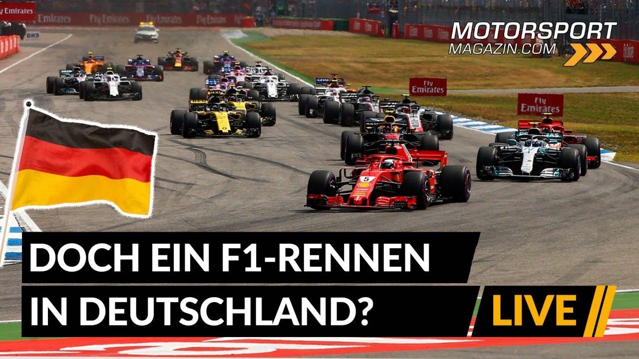 Jetzt Doch Ein Formel 1 Rennen In Hockenheim Youtube
