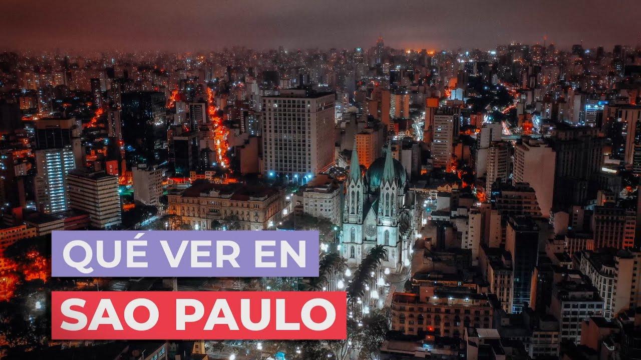 Qué ver en São Paulo 🇧🇷 | 10 Lugares Imprescindibles