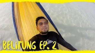 Seharian Habisin Waktu di Pulau Leebong - The Hendartos Travelog Belitung Ep 2