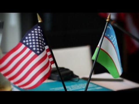 Виза в США для граждан Узбекистана.