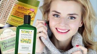 видео Красивы волосы с товарами Айхерб