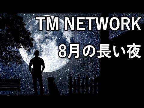 8月の長い夜 / TM NETWORK【カバー・歌ってみた】by unity1701d - YouTube