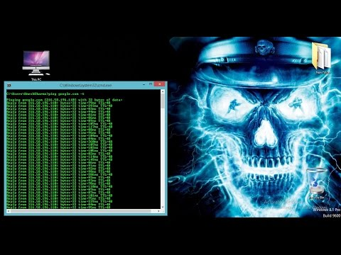 How to - Shutdown or Restart Someones Computer using CMD