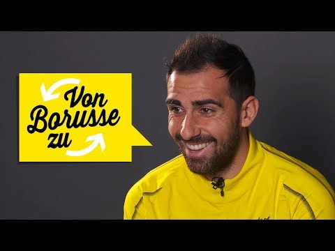 """Your 09 Questions for Paco Alcacer   """"From Borusse to Borusse""""  🇬🇧 Subtitles"""