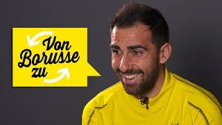 Your 09 Questions for Paco Alcacer |