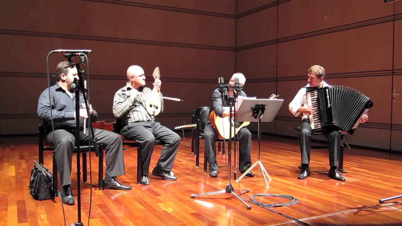Petar Ralchev Quartet - 08.Балканска игра - YouTube