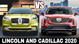Top 8 All-NEW Lincoln Cars and Cadillac Models: American Luxury of 2020