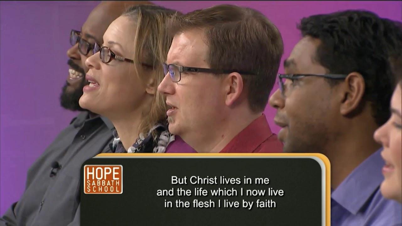 Hope Sabbath School: Lesson 12 - Living by the Spirit (3rd Qtr 2017)