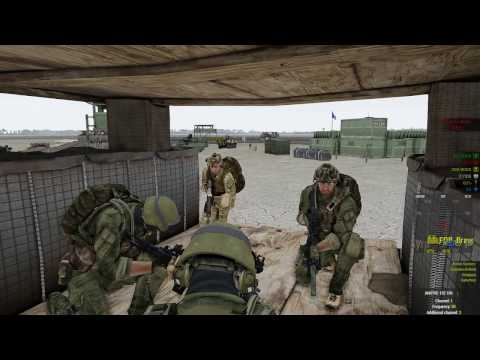 ArmA 3 Liberation Gameplay Session
