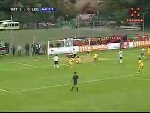 Vetra - Legia , UEFA Intertoto / 2007.07.08