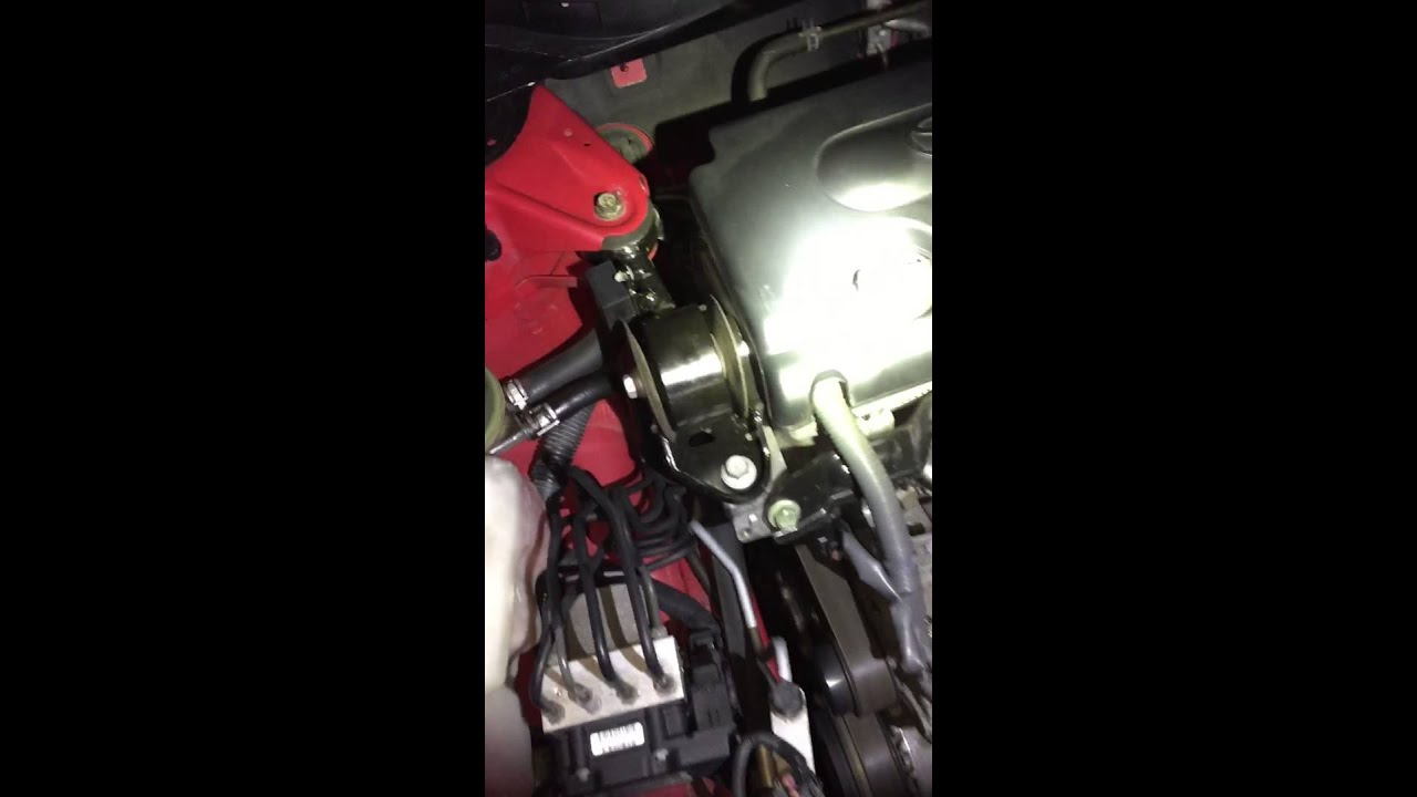Toyota Camry 2007 Rattling Noise